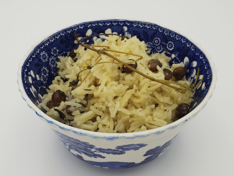 Ben Sims Coconut Rice